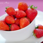 Come and get your fresh strawberries! | Los Angeles Food Photographer
