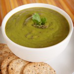 Asparagus and Potato Soup Recipe | Food Photography