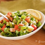 Israeli Salad Recipe | Food Photography and Recipes