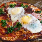 Breakfast Pizza: Who says pizza is only for dinner?