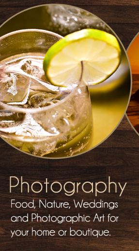 los angeles food photographer, web designer and graphic designer